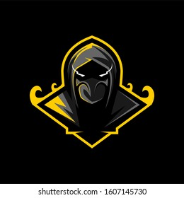 Ninja Gaming Logo Images Stock Photos Vectors Shutterstock