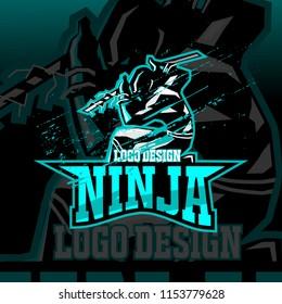 the ninja logos