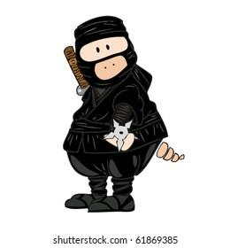 Ninja Pig.