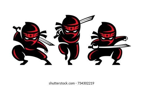 忍者のキャラクター