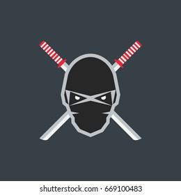 Ninja Security Logo Icon