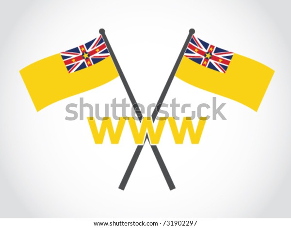 Niue Emblem World Wide Web