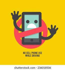 no cell phones - icon,logo,vector