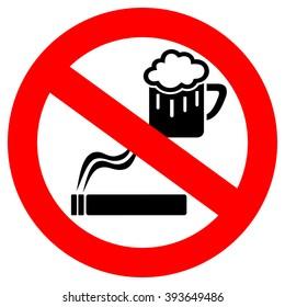 No Drink Images, Stock Photos & Vectors | Shutterstock