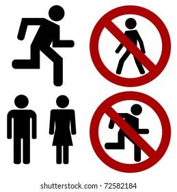 no enter sign
