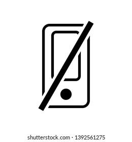 no handphone image logo icon