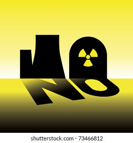 No to Nuclear power