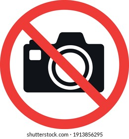 no photography no filming no pictures transparent background