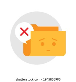 no result, data not found concept illustration flat design vector eps10. simple and modern graphic element for landing page, empty state ui, infographic, etc