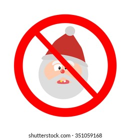 No Santa!