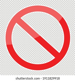 no sign stop icon blank ban images