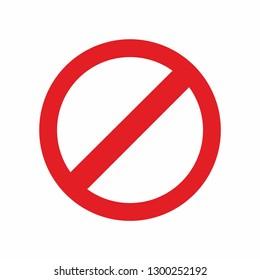 No Symbol vector