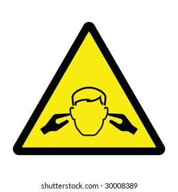 Noise Hazard Sign