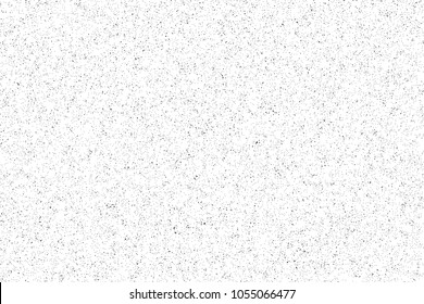 noise pattern. seamless grunge texture. white paper. vector illustration