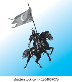 Arab Warrior Hd Stock Images Shutterstock