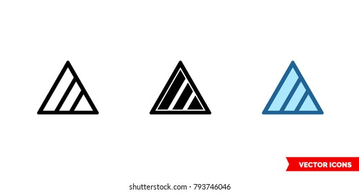 Chlorine stock vectors images vector art shutterstock non chlorine bleach icon of 3 types color black and white outline urtaz Gallery
