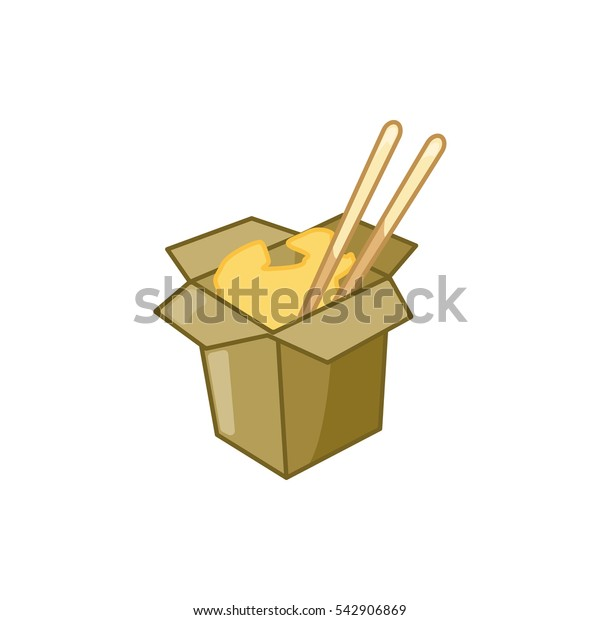 noodles fast food icon illustration isolated vector sign symbol