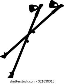 Nordic Walking sticks