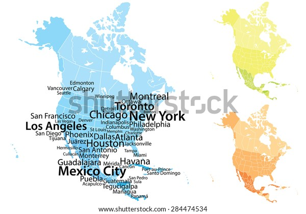 North America Map Largest Cities Carefully | Miscellaneous ... on map of mid atlantic cities, map of north dakota cities, north america map capital cities, map of mexican riviera cities, map of rio grande cities, map of american cities, map of africa cities, map of western united states cities, map of guyana cities, map of texas cities, blank world map cities, map of luxembourg cities, map of oceania cities, map of western germany cities, united states of america cities, map of australia cities, map of north alabama cities, map of scandinavia cities, map of the carolinas cities, map of south korea cities,