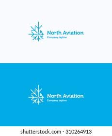 North Aviation Logo