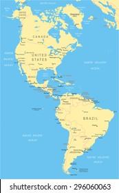 Trinidad And Tobago Region Map Images Stock Photos Vectors