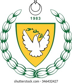Northern Cyprus Coat of arms