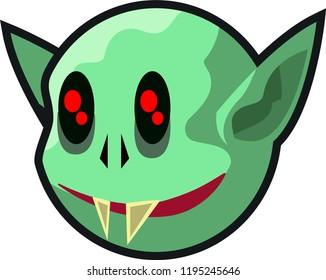 Nosferatu cute head