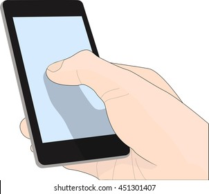 Not Allowed To Use smart phone vector