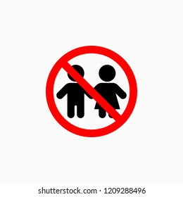 not for children icon