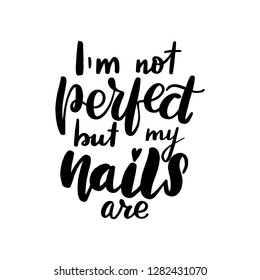 Nail Quotes Images, Stock Photos & Vectors | Shutterstock