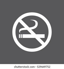 Not smoking  icon