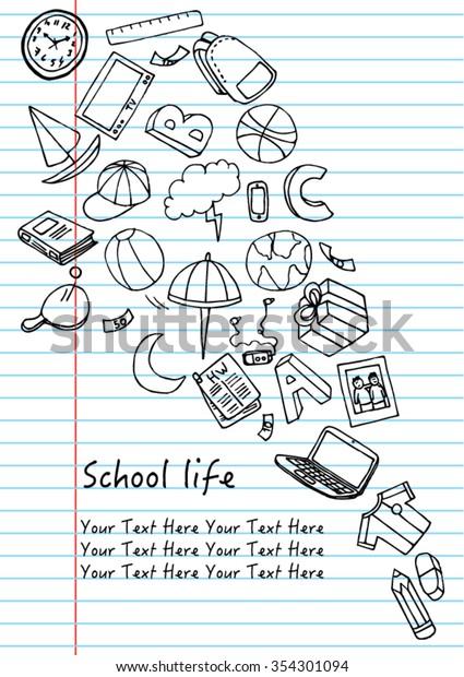 Notebook Background