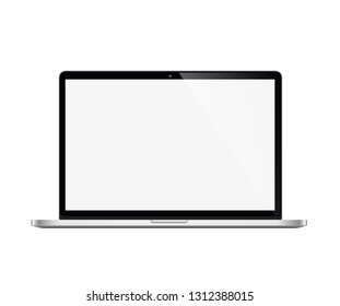 Notebook. - stock vector.