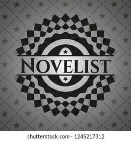 Novelist dark emblem