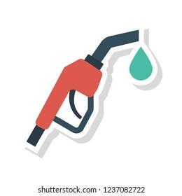 nozzle   pump  petrol