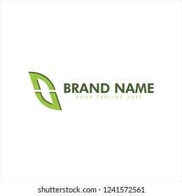 NU Letter Leaf Logo