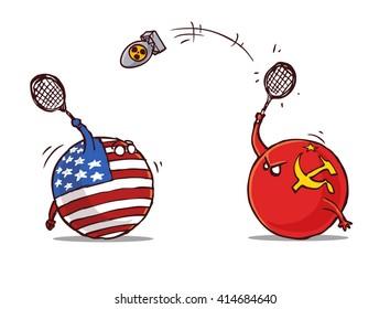 nuclear badminton
