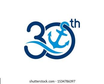 Logo Anniversaire 30 Ans Images Photos Et Images Vectorielles De Stock Shutterstock