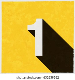 Image result for numeral one graphic