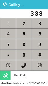 number for user interface