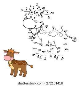 Numbers game (calf)