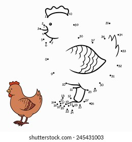 Numbers game (chicken)