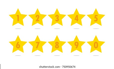 Stars Nummer