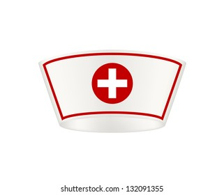 photo relating to Printable Nurse Hat known as Nurse Cap Shots, Inventory Shots Vectors Shutterstock