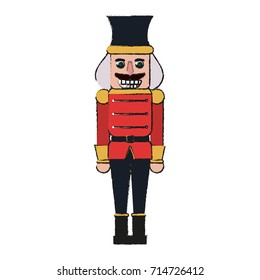 nutcracker toy christmas related icon image