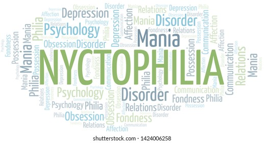 Nyctophilia Images Stock Photos Vectors Shutterstock
