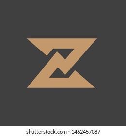 NZ logo, letter based style