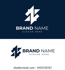 NZ ,ZN ,N,Z Outstanding professional elegant trendy awesome abstract  brand Letters Logo Monogram icon vector NZ