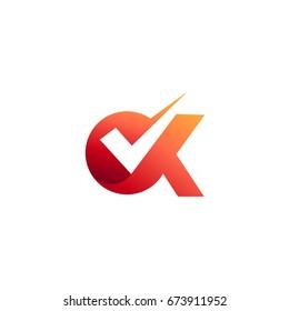 O and K Logo