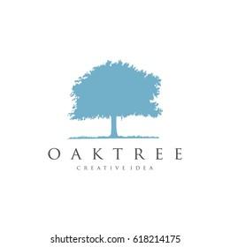 Oaktree Logo Template
